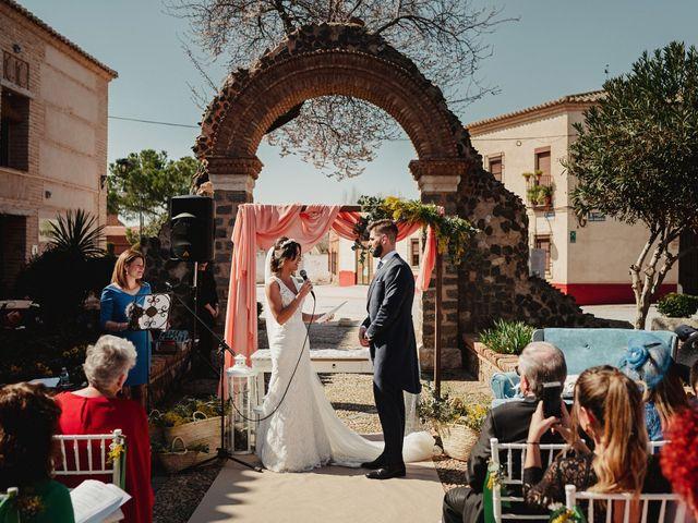 La boda de Marco y Elena en Bolaños De Calatrava, Ciudad Real 59