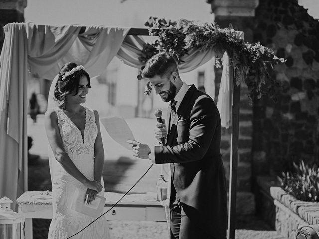 La boda de Marco y Elena en Bolaños De Calatrava, Ciudad Real 61