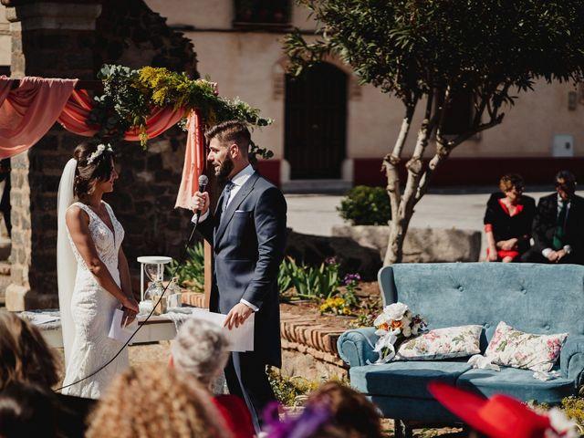 La boda de Marco y Elena en Bolaños De Calatrava, Ciudad Real 62