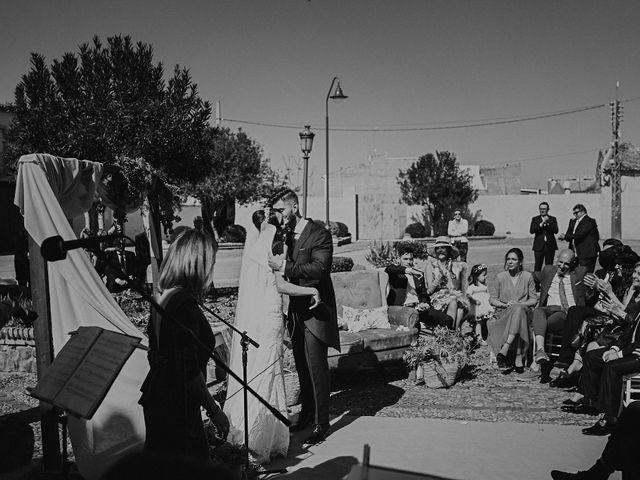 La boda de Marco y Elena en Bolaños De Calatrava, Ciudad Real 63