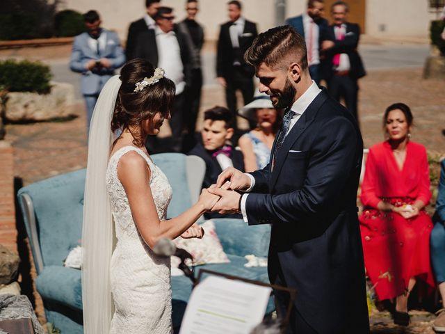 La boda de Marco y Elena en Bolaños De Calatrava, Ciudad Real 64