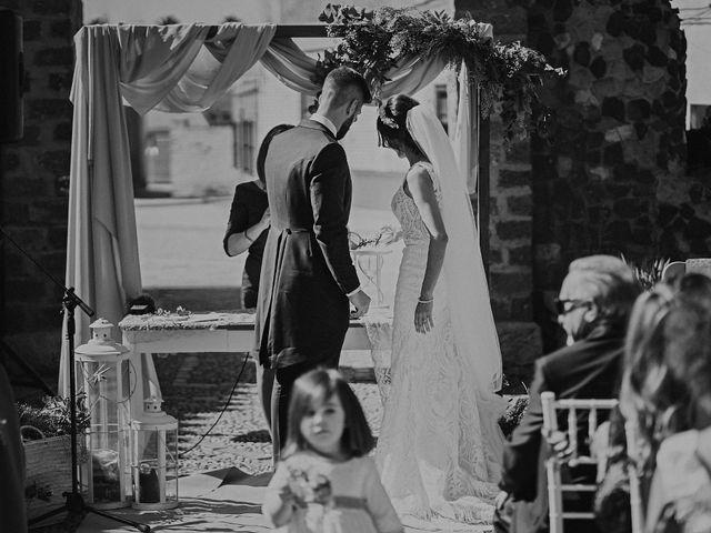 La boda de Marco y Elena en Bolaños De Calatrava, Ciudad Real 65