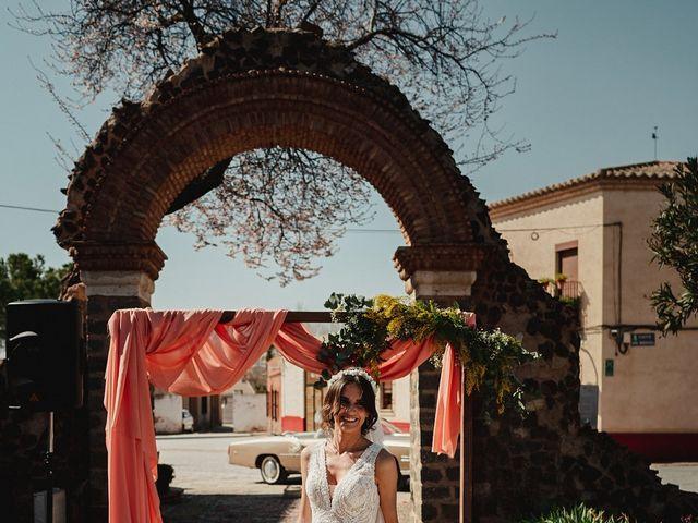 La boda de Marco y Elena en Bolaños De Calatrava, Ciudad Real 66