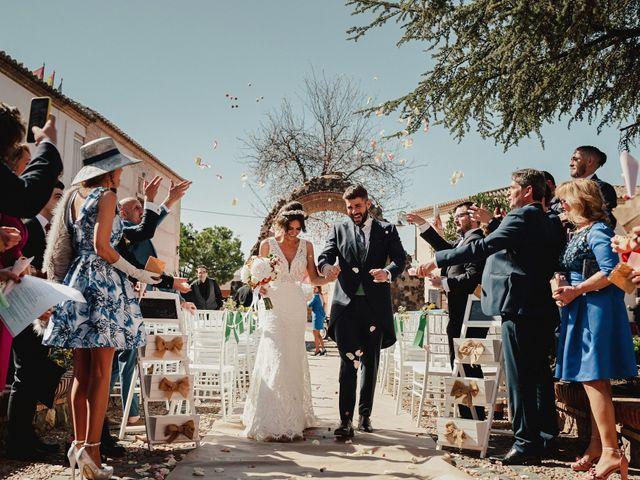 La boda de Marco y Elena en Bolaños De Calatrava, Ciudad Real 67