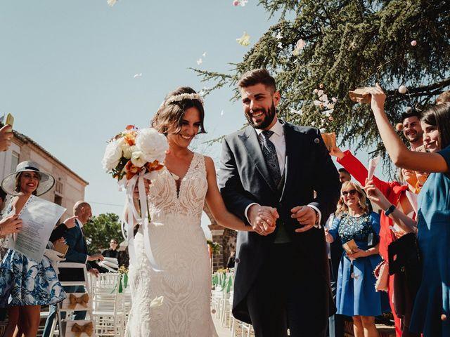 La boda de Marco y Elena en Bolaños De Calatrava, Ciudad Real 68