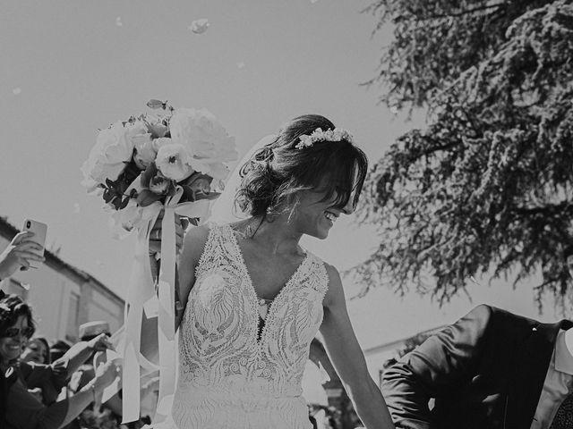 La boda de Marco y Elena en Bolaños De Calatrava, Ciudad Real 69