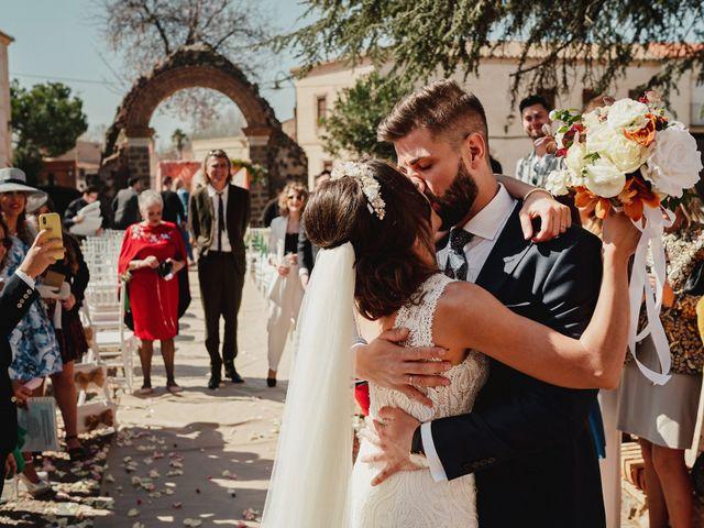 La boda de Marco y Elena en Bolaños De Calatrava, Ciudad Real 70