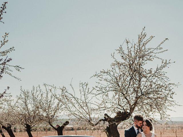 La boda de Marco y Elena en Bolaños De Calatrava, Ciudad Real 71
