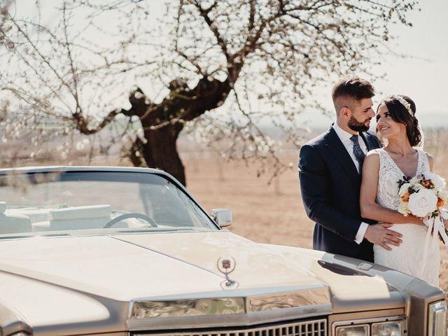 La boda de Marco y Elena en Bolaños De Calatrava, Ciudad Real 72