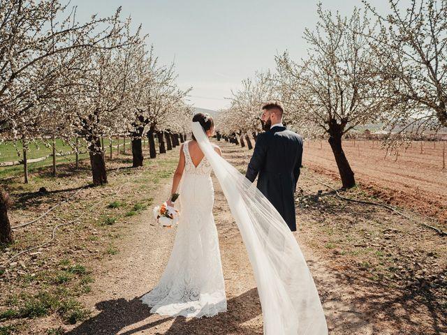 La boda de Marco y Elena en Bolaños De Calatrava, Ciudad Real 73