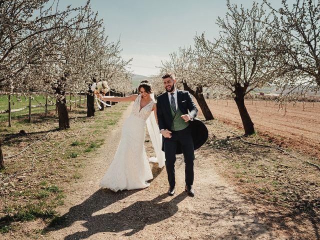 La boda de Marco y Elena en Bolaños De Calatrava, Ciudad Real 74