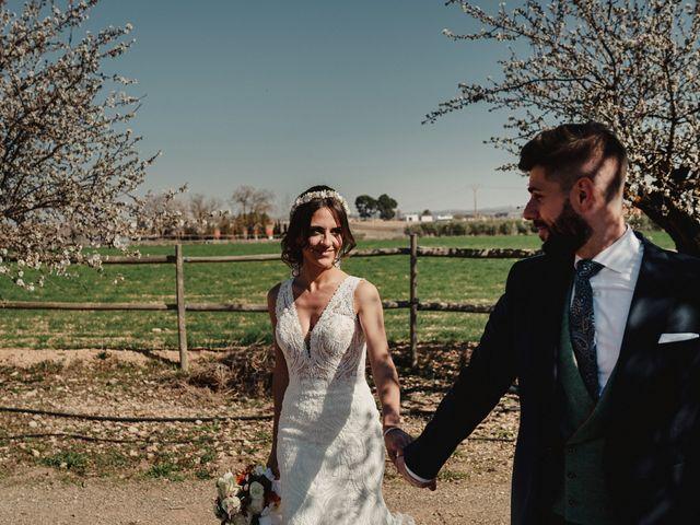 La boda de Marco y Elena en Bolaños De Calatrava, Ciudad Real 75