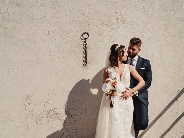 La boda de Marco y Elena en Bolaños De Calatrava, Ciudad Real 76