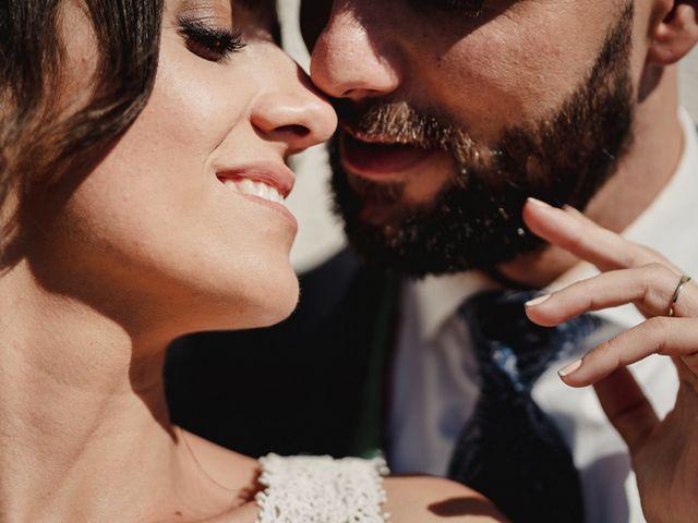 La boda de Marco y Elena en Bolaños De Calatrava, Ciudad Real 77