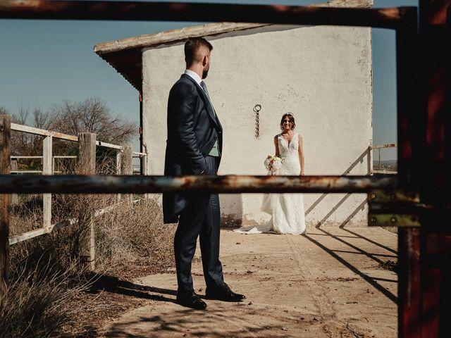 La boda de Marco y Elena en Bolaños De Calatrava, Ciudad Real 78