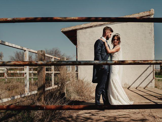 La boda de Marco y Elena en Bolaños De Calatrava, Ciudad Real 79