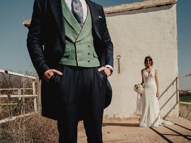 La boda de Marco y Elena en Bolaños De Calatrava, Ciudad Real 80