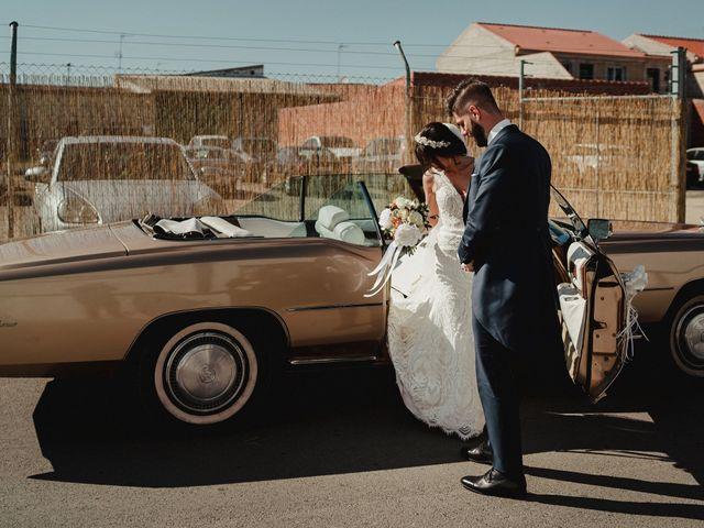 La boda de Marco y Elena en Bolaños De Calatrava, Ciudad Real 83