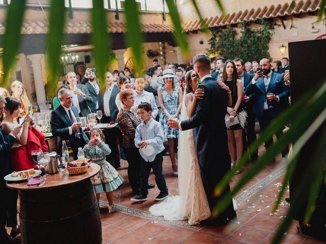 La boda de Marco y Elena en Bolaños De Calatrava, Ciudad Real 86