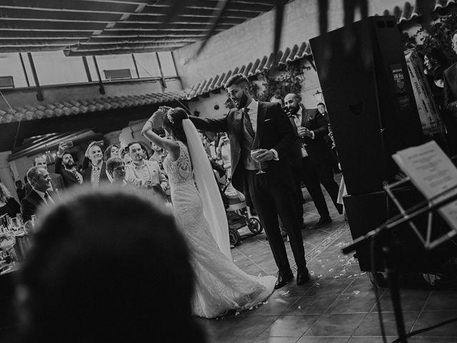 La boda de Marco y Elena en Bolaños De Calatrava, Ciudad Real 87