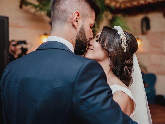 La boda de Marco y Elena en Bolaños De Calatrava, Ciudad Real 88