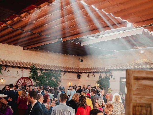 La boda de Marco y Elena en Bolaños De Calatrava, Ciudad Real 96