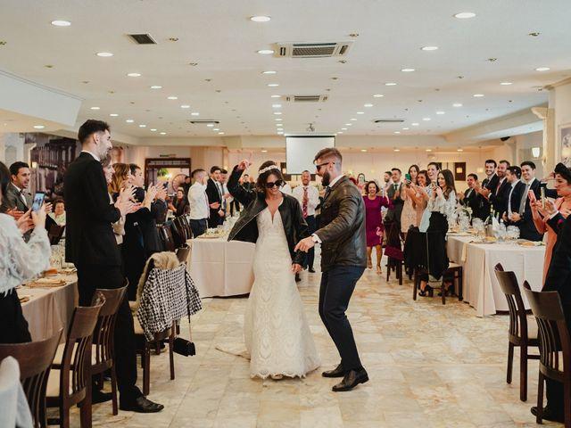 La boda de Marco y Elena en Bolaños De Calatrava, Ciudad Real 98