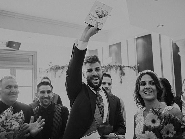 La boda de Marco y Elena en Bolaños De Calatrava, Ciudad Real 103