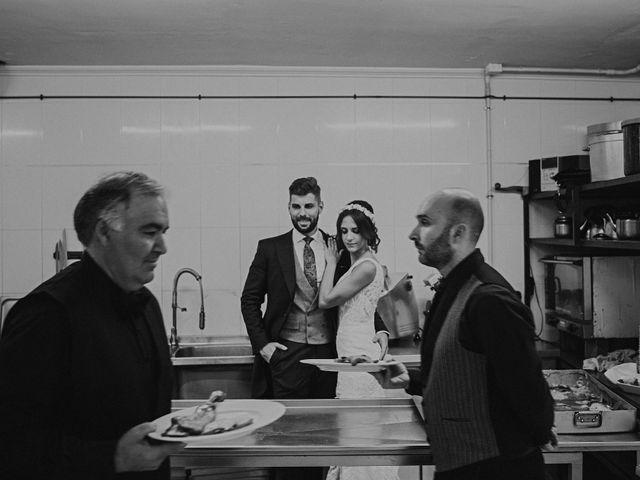 La boda de Marco y Elena en Bolaños De Calatrava, Ciudad Real 105