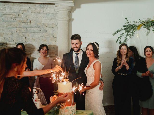 La boda de Marco y Elena en Bolaños De Calatrava, Ciudad Real 106