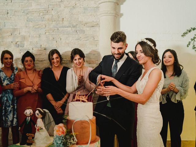 La boda de Marco y Elena en Bolaños De Calatrava, Ciudad Real 107