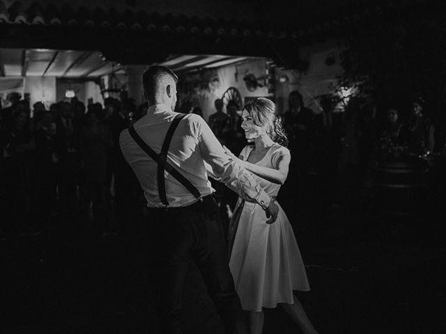 La boda de Marco y Elena en Bolaños De Calatrava, Ciudad Real 108