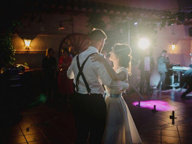 La boda de Marco y Elena en Bolaños De Calatrava, Ciudad Real 109