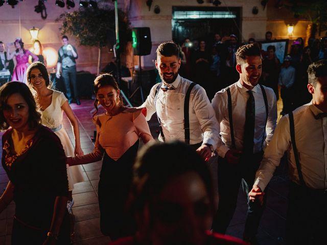 La boda de Marco y Elena en Bolaños De Calatrava, Ciudad Real 110