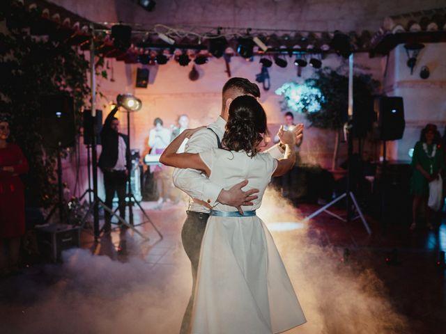 La boda de Marco y Elena en Bolaños De Calatrava, Ciudad Real 111