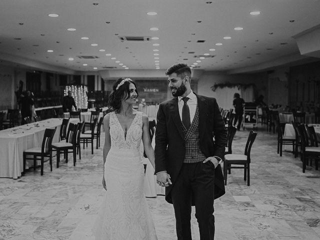 La boda de Marco y Elena en Bolaños De Calatrava, Ciudad Real 117
