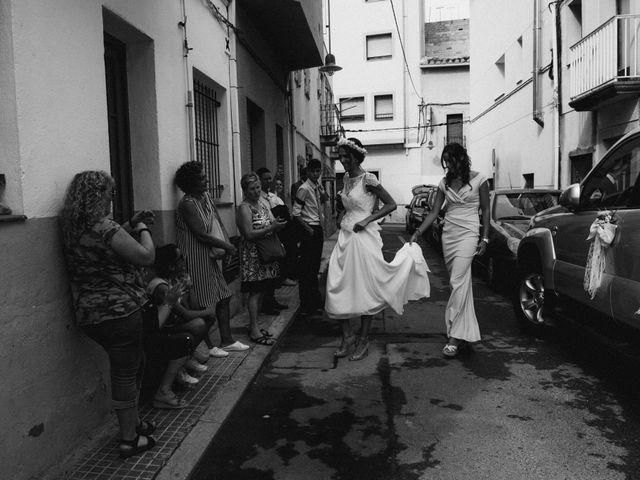 La boda de Joan y Jordina en El Rourell, Tarragona 19