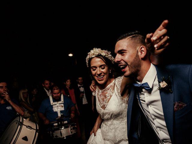 La boda de Joan y Jordina en El Rourell, Tarragona 64