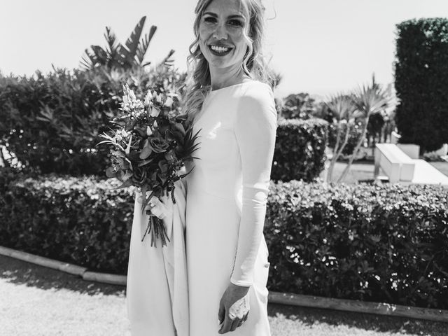 La boda de Pedro y Ana en Finestrat, Alicante 7