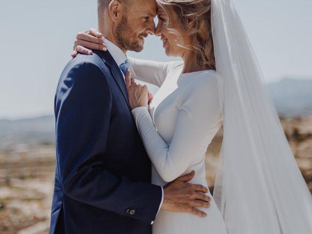 La boda de Pedro y Ana en Finestrat, Alicante 14