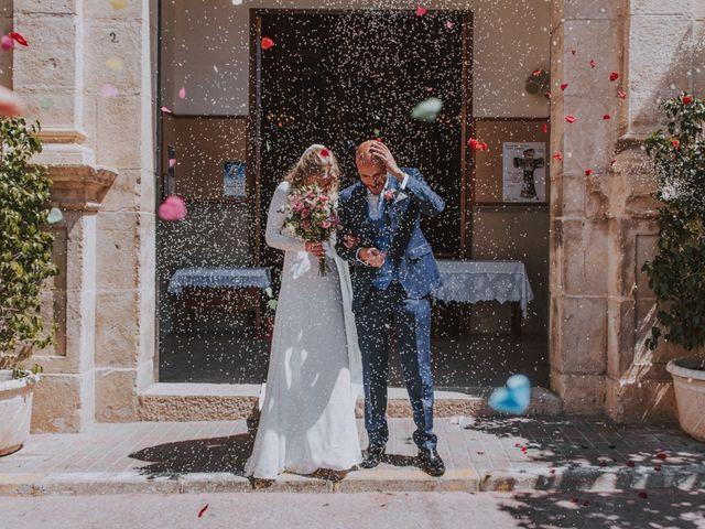 La boda de Pedro y Ana en Finestrat, Alicante 20