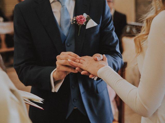 La boda de Pedro y Ana en Finestrat, Alicante 23