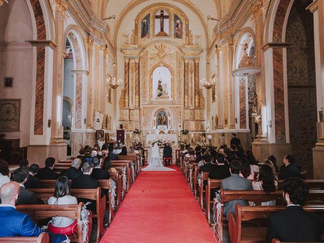 La boda de Pedro y Ana en Finestrat, Alicante 26