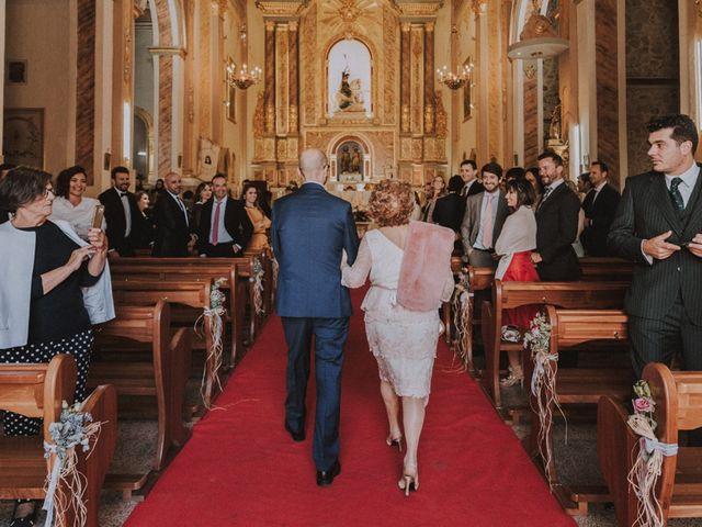 La boda de Pedro y Ana en Finestrat, Alicante 31