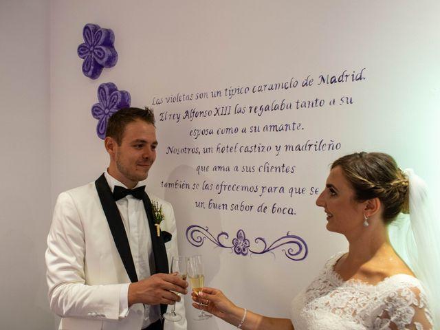 La boda de Marc y Cornelia