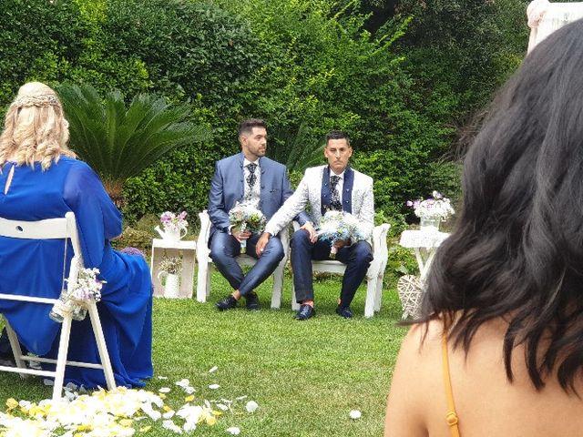 La boda de Javier y Daniel en Sant Fost De Campsentelles, Barcelona 2