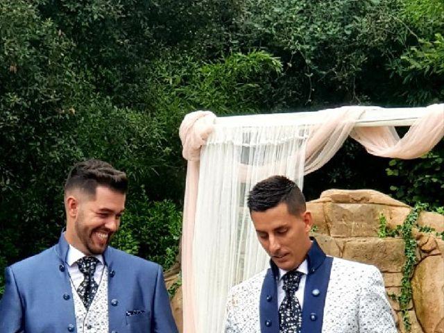 La boda de Javier y Daniel en Sant Fost De Campsentelles, Barcelona 5