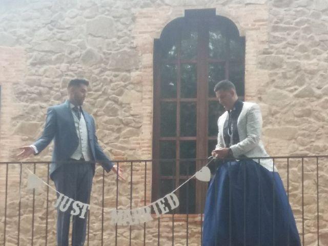 La boda de Javier y Daniel en Sant Fost De Campsentelles, Barcelona 1