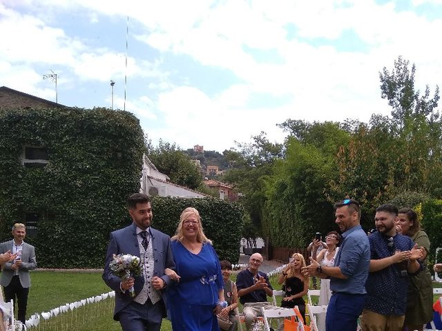 La boda de Javier y Daniel en Sant Fost De Campsentelles, Barcelona 6