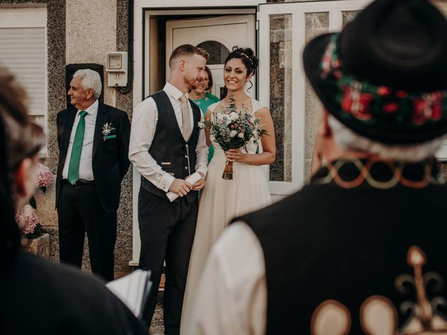 La boda de Paul y Elsa en Milla De Tera, Zamora 12